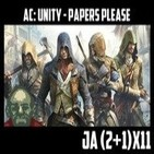 Jugadores Anónimos 3x11 Assasins Creed: Unity - Papers Please