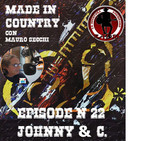 """By Mauro Secchi (MAX) 22° Episode' MADE IN COUNTRY ' """"Johnny & C. """""""