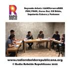 Segundo debate #26MNavarraRRR, con los jóvenes