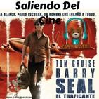 Barry Seal Saliendo de Cine