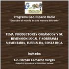 Geo Espacio - Hernan Camacho