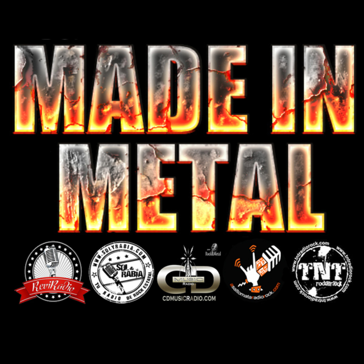 Made in Metal Programa 207 Sexta Temporada