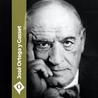 5- José Ortega y Gasset, conferencista del pensamiento filosófico.