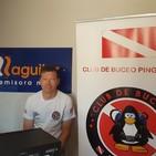 Entrevista jornada de puertas abiertas Club de buceo Pingüinos