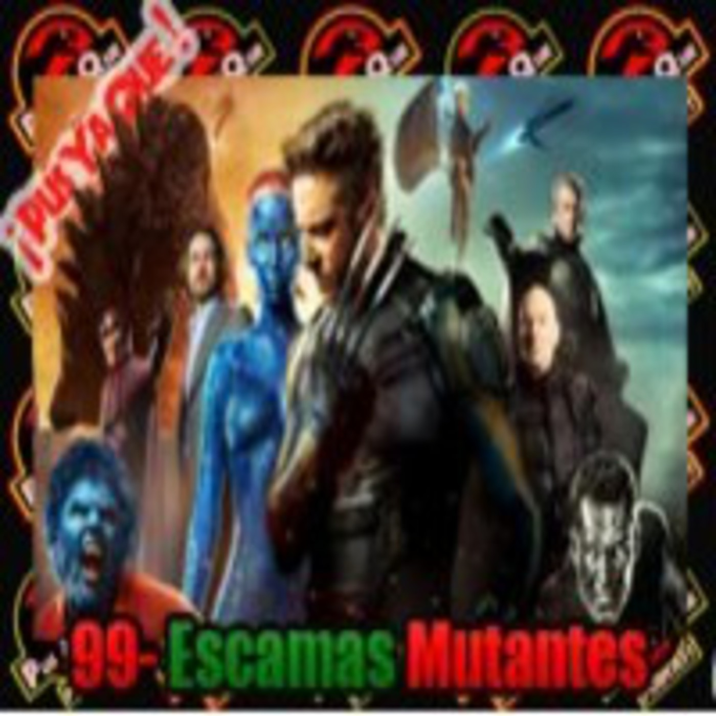 PYQ 99- Escamas Mutantes