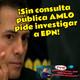 ¡AMLO pide investigar a EPN!. ¡Merece castigo Ferríz Hijar!. ¡Solo poner orden dice AMLO!. ¡Vacuna que mueve mercados!