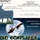 RADIOCOMPLICES.COM con FERNANDO RODRIGUEZ en DESDE EL PALCO, con JERONIMO SANDOVAL, Programa 09/01/2020