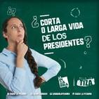 Bajo la tiza: Ser presidente ¿Alarga o acorta la vida? - Radio La Pizarra - 13 jul 19