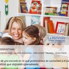 Oferta educativa del Colegio San Gregorio de Aguilar de Campoo