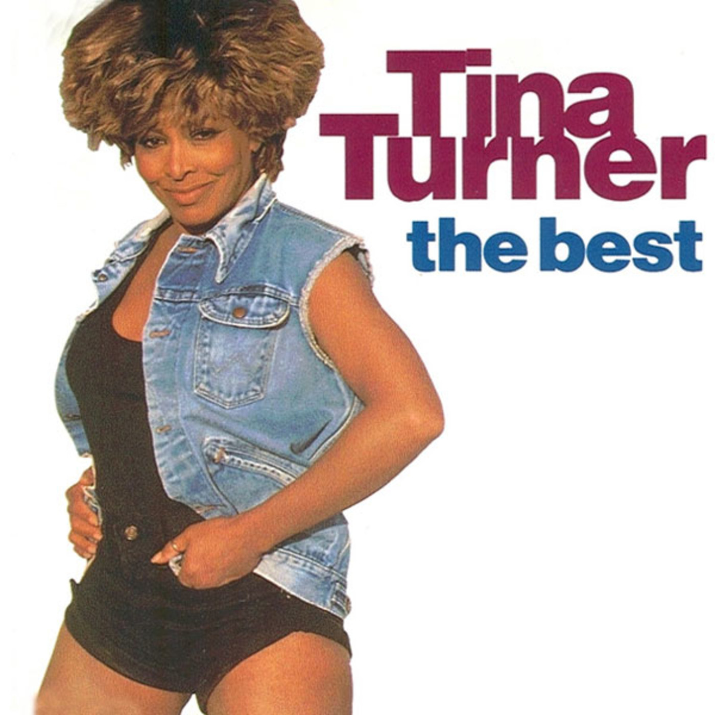 TINA TURNER - The best (1989)