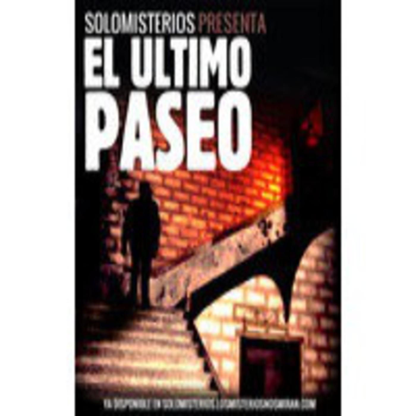Solomisterios Nº8: 'El Último paseo Completo'
