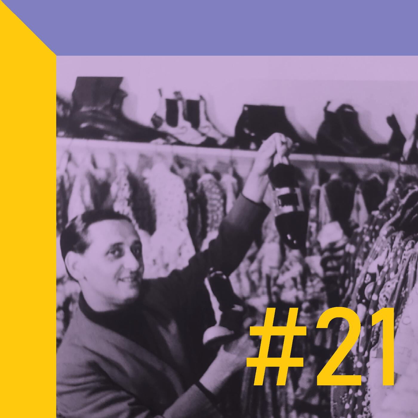 ¡Ay, campaneras! #21 Fondo de armario