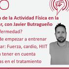 Episodio 202: Importancia de la Actividad Física en la Obesidad y Cómo Empezar, con Javier Butragueño