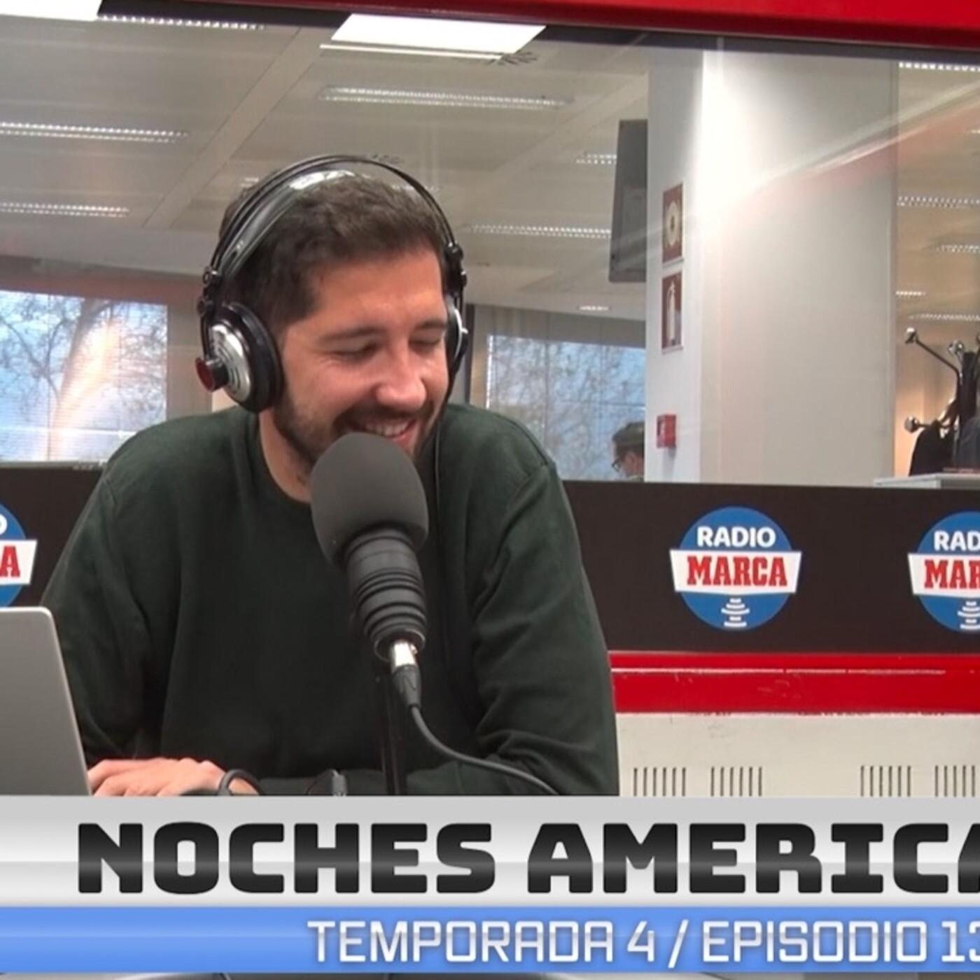 Noches Americanas 4x13 | NFL | Ravens, Playoffs y el debate del MVP