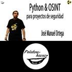 Herramientas Python & OSINT para proyectos de seguridad