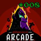GM Podcast #008 - A.R.C.A.D.E.