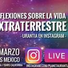 Urantia en Instagram - Reflexiones sobre la vida extraterrestre