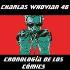 Charlas Whovian 46: Cronología de los cómics en Doctor Who