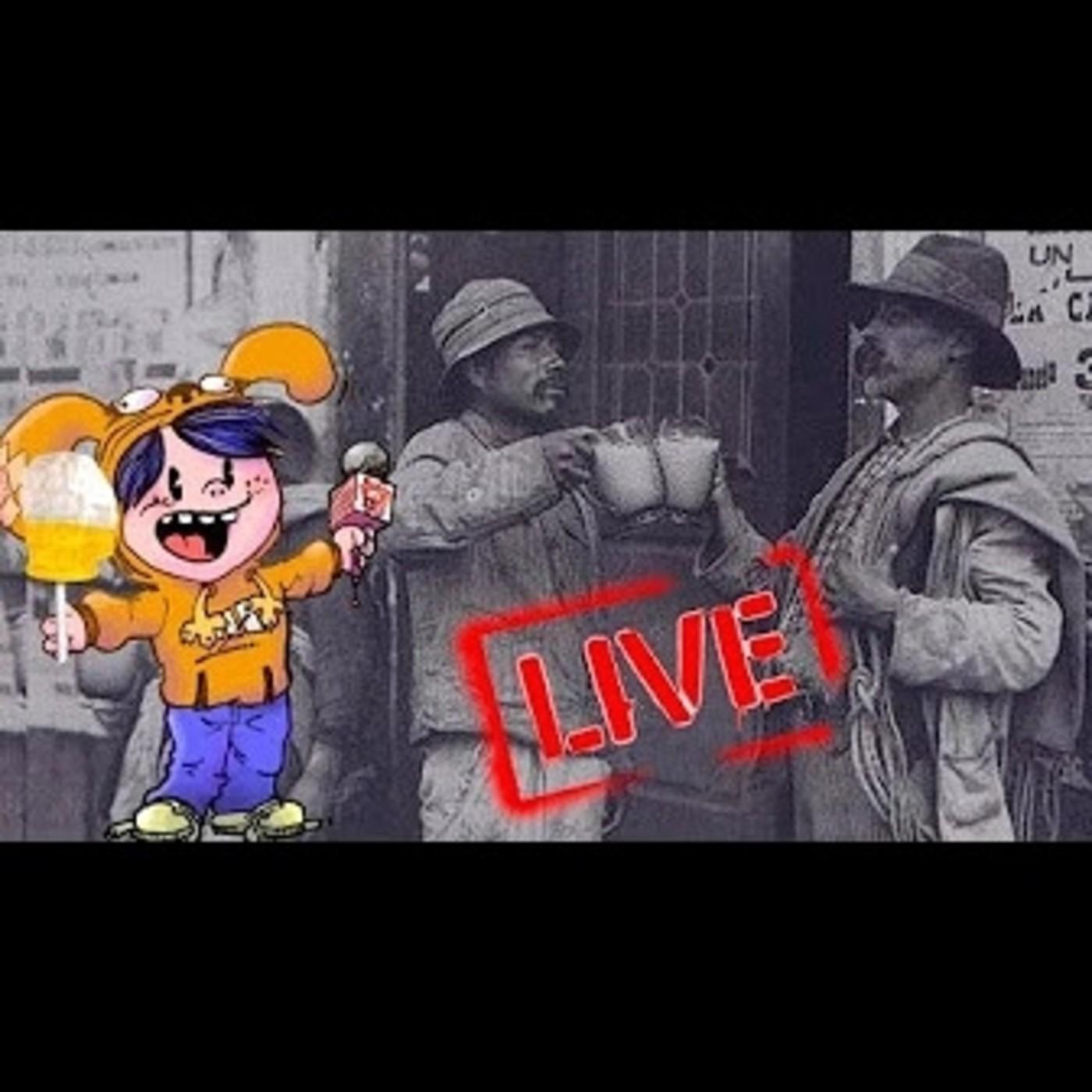 Kaifaz borracho en vivo xd