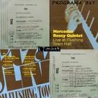 Programa 317: Geni Barry Quartet i Mercedes Rossy Quintet, dimecres 28 de març de 2018