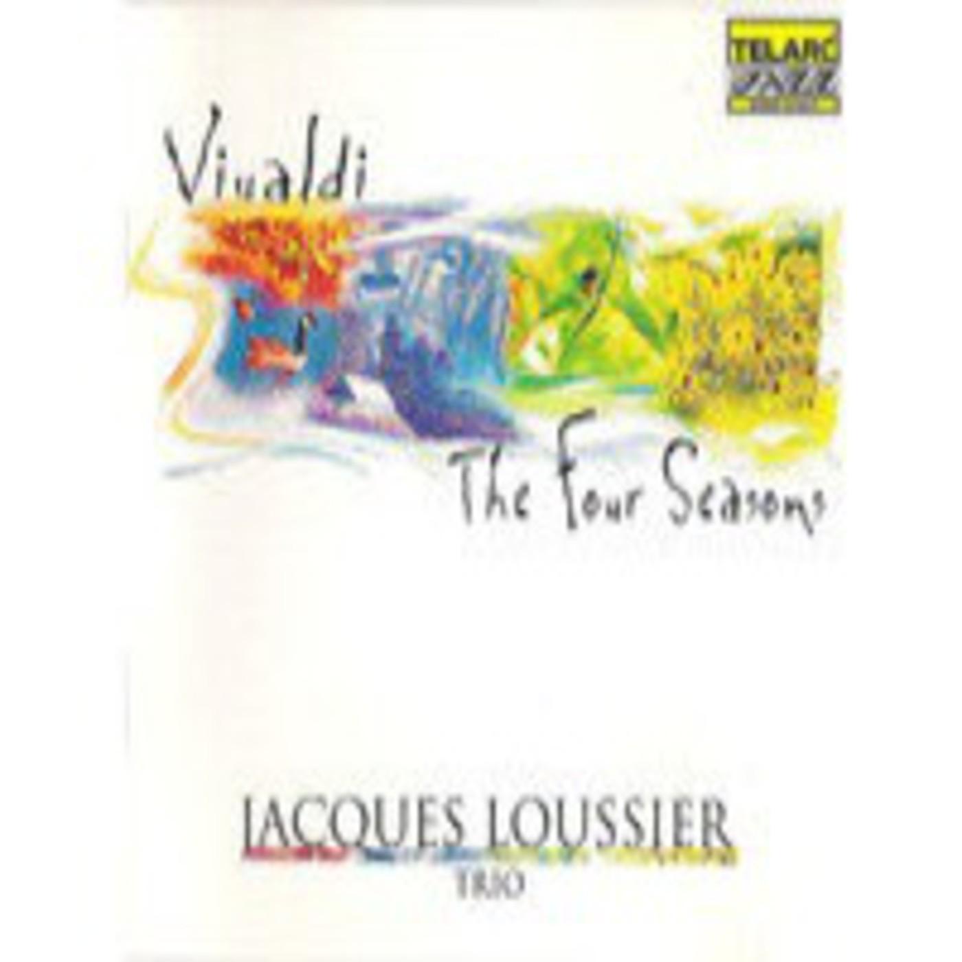Las Cuatro Estaciones De Vivaldi A Ritmo De Jazz (Jacques Loussier Trio)