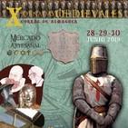 Entrevista a Antonio Muñoz por las X Jornadas Medievales de Corral de Almaguer