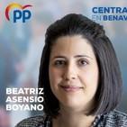 Beatriz Asensio Boyano intervencion Pleno Ayto. Benavente