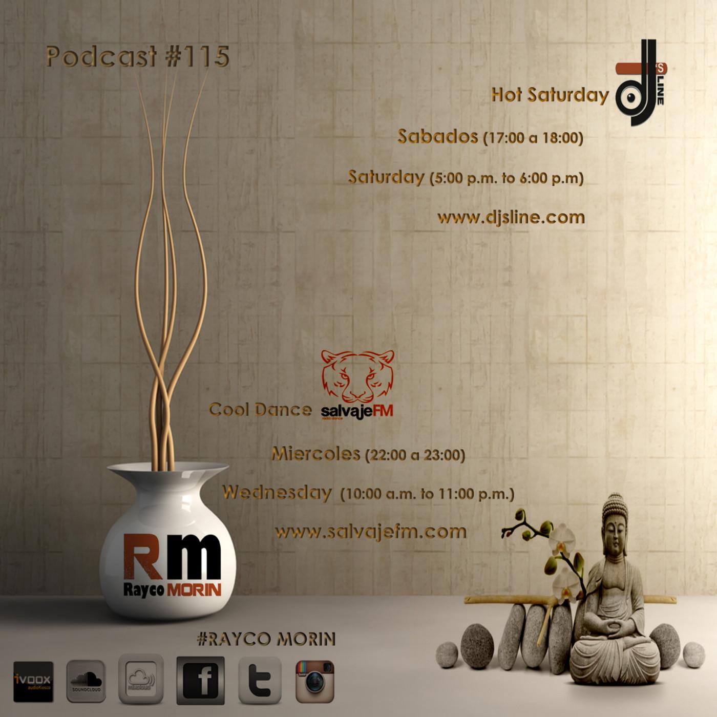 Rayco Morin - Radio Djsline- SalvajeFm #115