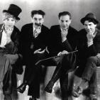 (Maqueta) Los Hermanos Marx, Chaplin y otros cómicos en el cine