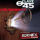Clave 45. Entretemporada 4.5.16 REPOSICION. Compilacion de Entretemporadas anteriores