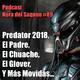 HDS 89 - Predator 2018