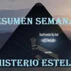 Misterio Estelar: Giza, El Reloj de Praga, Mal de Ojo, La Gran Esfinge, Necronomicon, Exoplanetas
