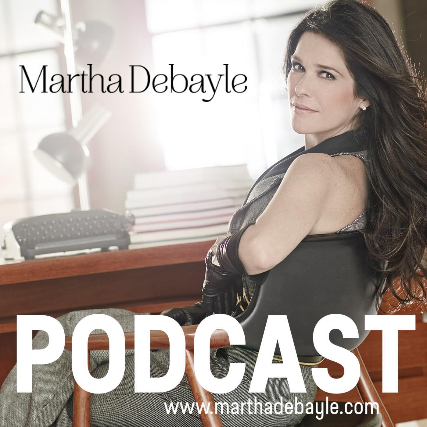 Martha Debayle en W , lunes 16 de mayo de 2016