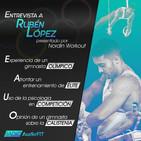Entrenamiento de ÉLITE con Nordin Workout y Rubén López y - Radio AudioFit #20