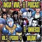 Ansia Viva Vol.3 - Episodio 3 – TODOS ERAN VALIENTES