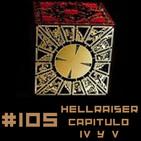 #105 Hellraiser (Hellbound hearth) capitulos 4 y 5 de Clive Barker