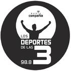 Los Deportes de las 3 -- 18/12/2019