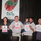 Organizaciones emplazan a parlamentarios por votación TPP