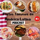 028 - Platos famosos de América Latina
