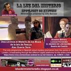 LA Luz del Misterio 24/5/18 EL MISTERIO DE LOS MOAIS EN PASCUA/ÁLEX TERRA-Erzsébet Báthory/LORENZO FERNÁRDEZ