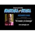 ALESSANDRO DI MASI, El Creador y la Sanergía - III Jornadas Conciencia con Ciencia