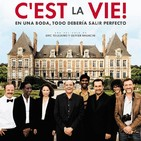 C'est la Vie (2017) #Comedia #Bodas #peliculas #audesc #podcast
