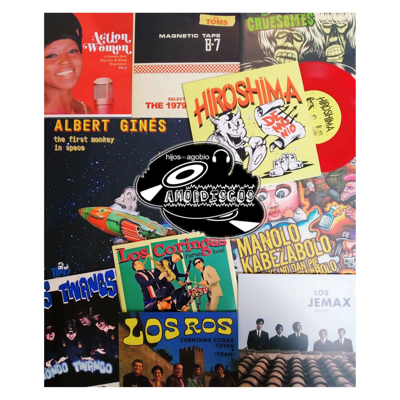 Amordiscos de Novedades & Reediciones (12/06/2020)