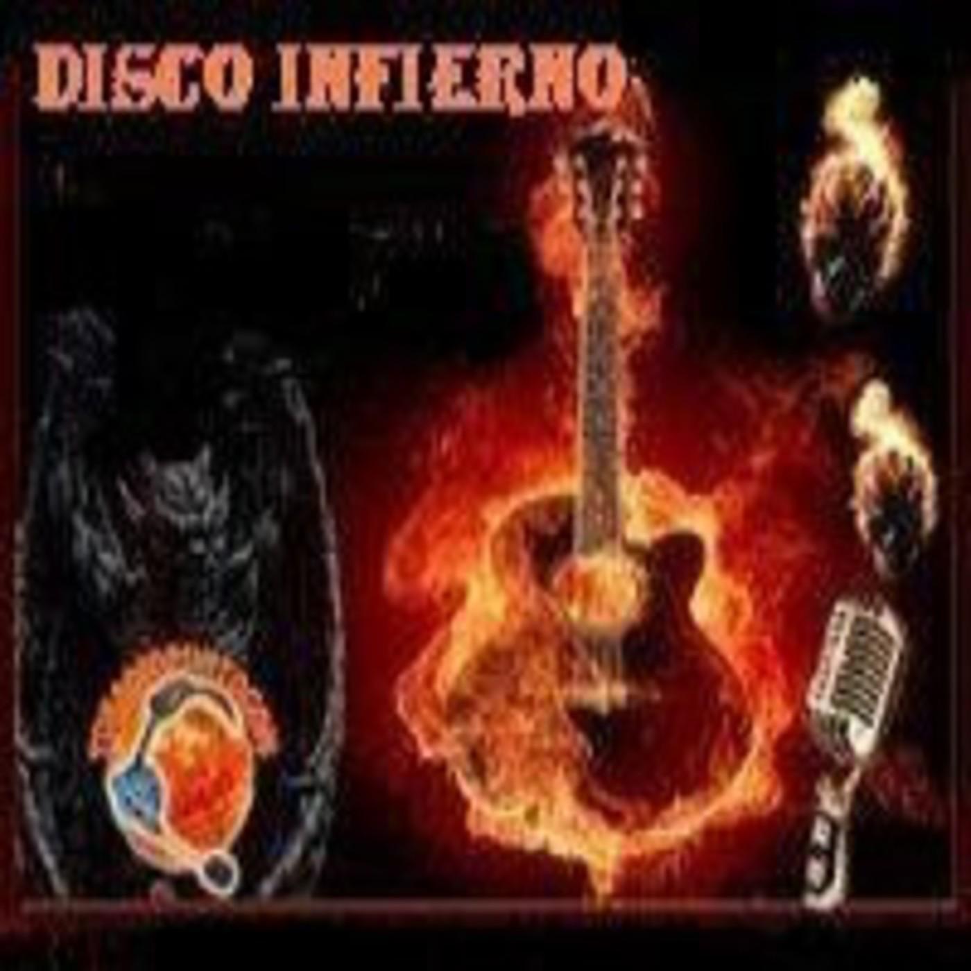 DISCO INFIERNO (Emision 10/04/2012) Rock & Roll en Estado Puro