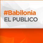Canal Sur Radio. 'Babilonia' en 'El Público. Entrevista a Gerardo Rodríguez Salas (26/7/18)