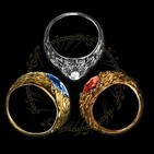 Anillos de Poder Lord of the rings, Relax A dormir...