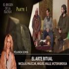 El Arte Ritual por Victor Brossa, Nicolas Pauccar, Miguel Valls y Yolanda Soria Parte 1