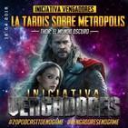 La Tardis Sobre Metropolis :Iniciativa Vengadores nº8 Thor: El Mundo Oscuro