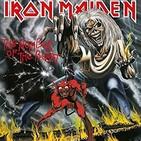 (ltsm): La Tardis Sobre Metropolis 3 x 25: Cronología Iron Maiden 2: Bruce Dickinson y Number of the Beast