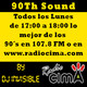 90Th Sound 93 - nº14 de Radio Cima